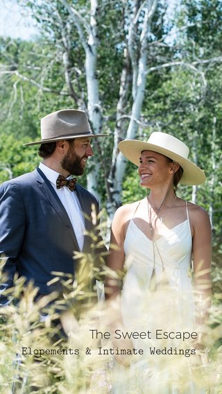 The Sweet Escape Elopements & Intimate Weddings