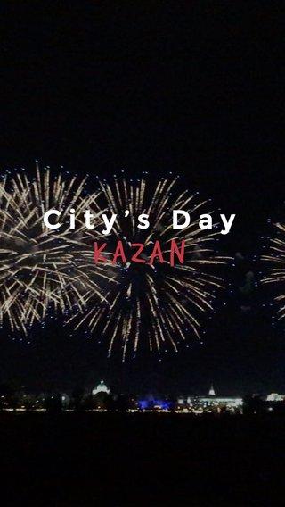 Kazan City's Day