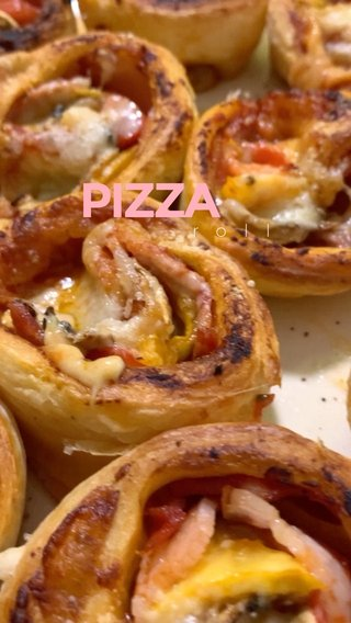 PIZZA -roll