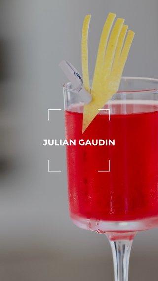 JULIAN GAUDIN