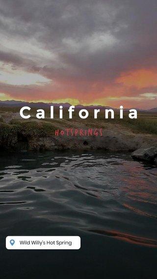 California hotsprings