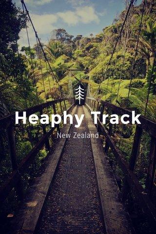 Heaphy Track New Zealand