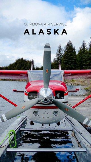 ALASKA CORDOVA AIR SERVICE