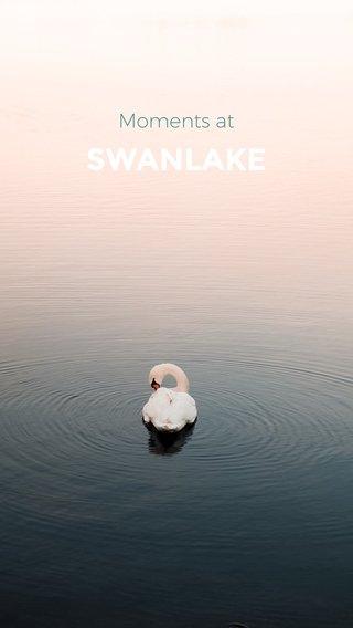 SWANLAKE Moments at