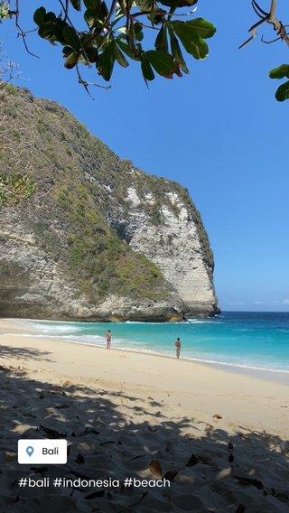#bali #indonesia #beach