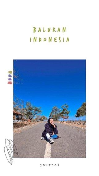 Baluran INDONESIA journal