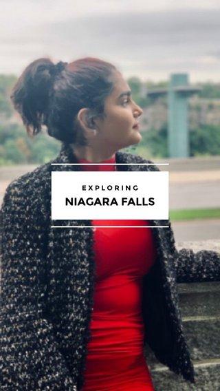 NIAGARA FALLS EXPLORING