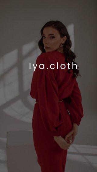 Iya.cloth