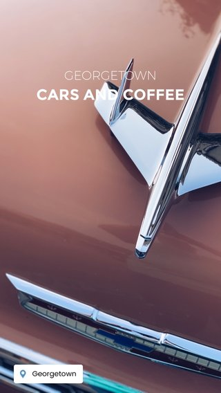 CARS AND COFFEE GEORGETOWN