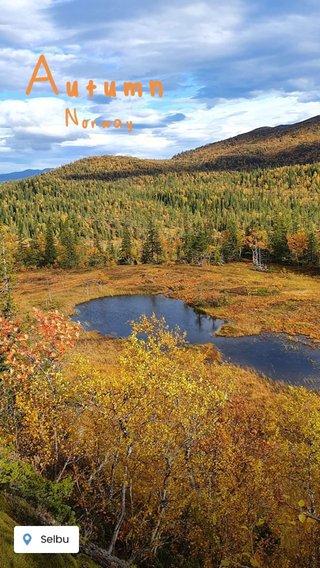 Autumn Norway