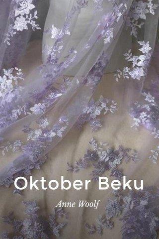 Oktober Beku Anne Woolf