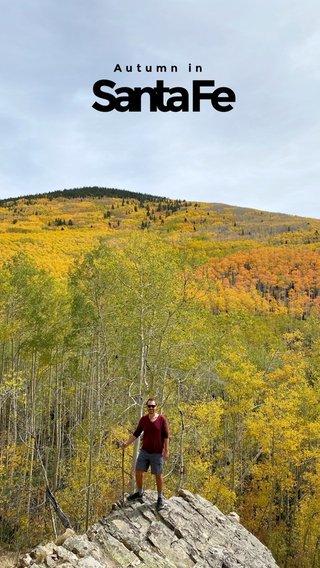 Santa Fe Autumn in