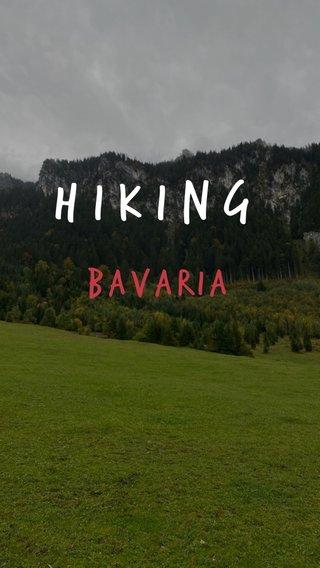 Hiking Bavaria
