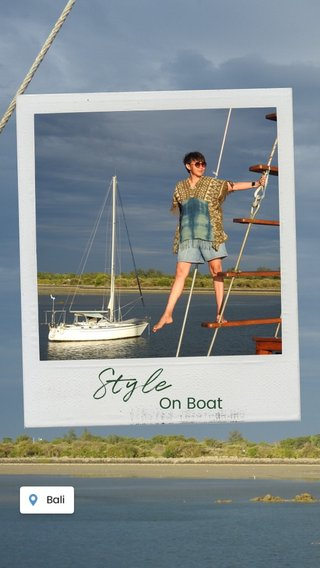 Style On Boat