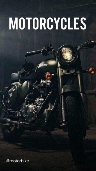 Motorcycles #motorbike