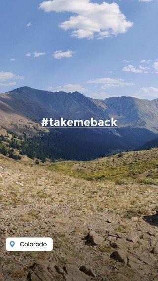 #takemeback