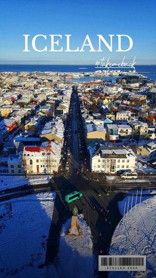 ICELAND #takemeback