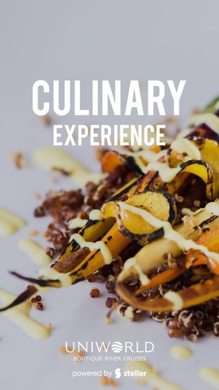 Culinary Experience