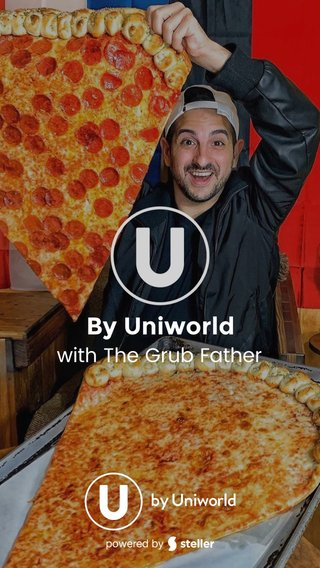 By Uniworld with The Grub Father