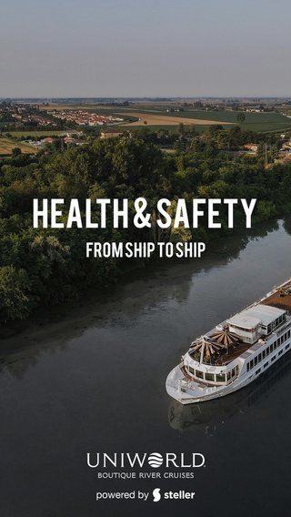 Health & Safety From Ship to Ship