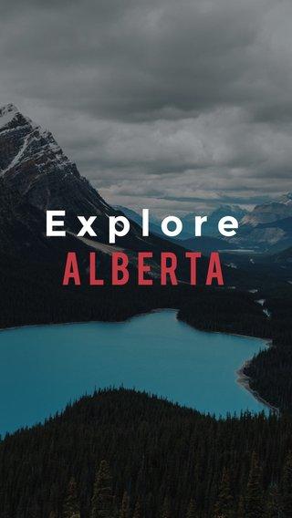 Alberta Explore