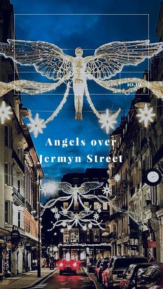 Angels over Jermyn Street 10.19