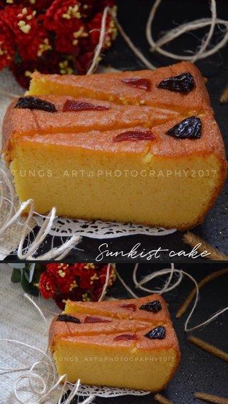 Sunkist cake