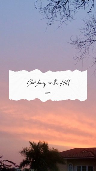 Christmas on the Hill 2020