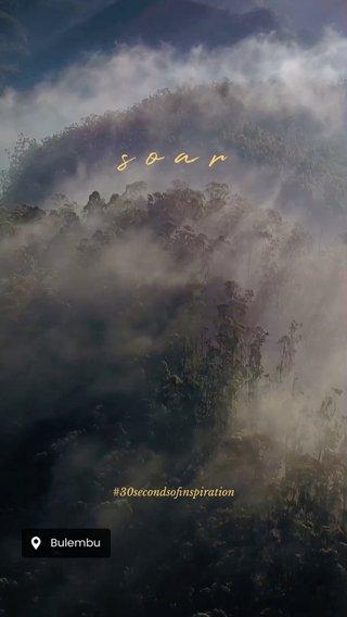 soar #30secondsofinspiration