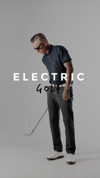 Golf ELECTRIC