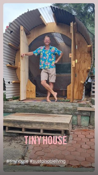 Tiny House #tinyhouse #sustainableliving