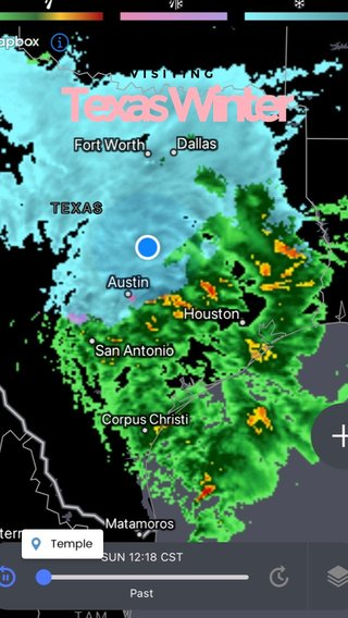 Texas Winter VISITING