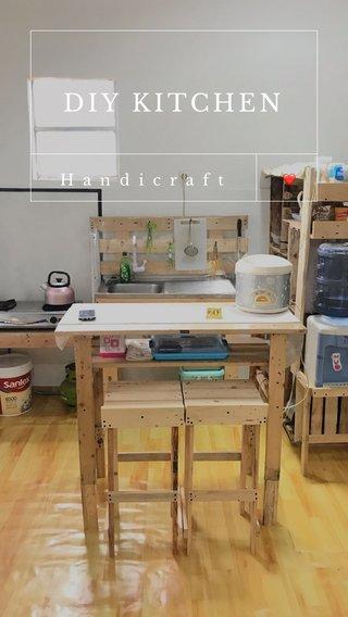 DIY KITCHEN Handicraft ❤️