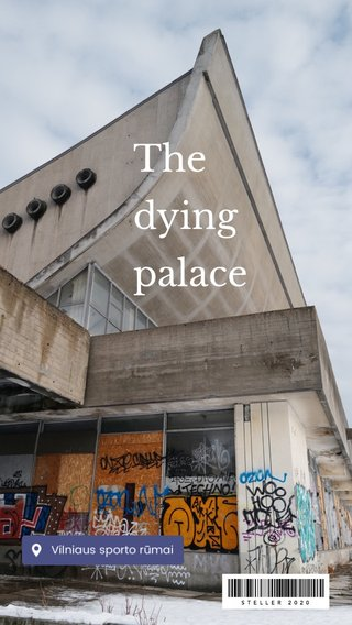The dying palace
