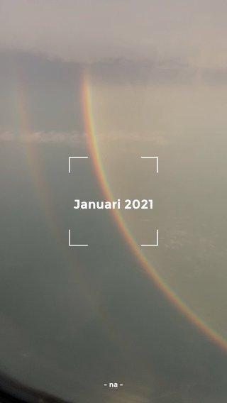 Januari 2021 - na -