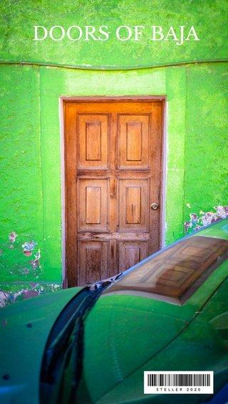 DOORS OF BAJA