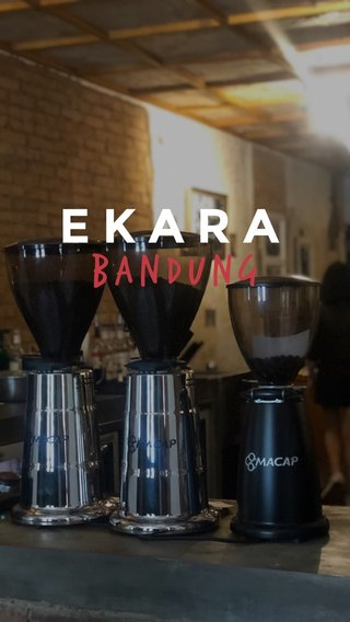 EKARA Bandung