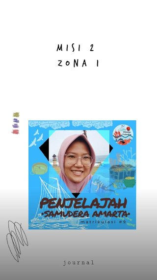 MISI 2 Zona 1 journal