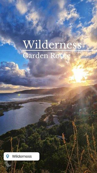 Wilderness Garden Route