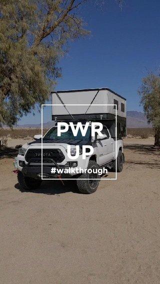 PWR UP #walkthrough