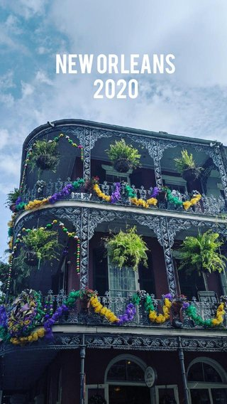 new Orleans 2020