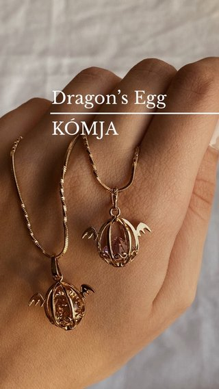 Dragon's Egg KÓMJA