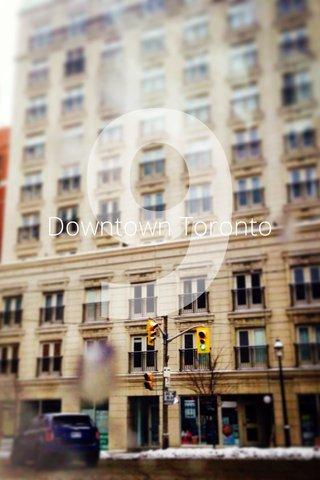 9 Downtown Toronto