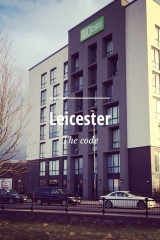 Leicester The code