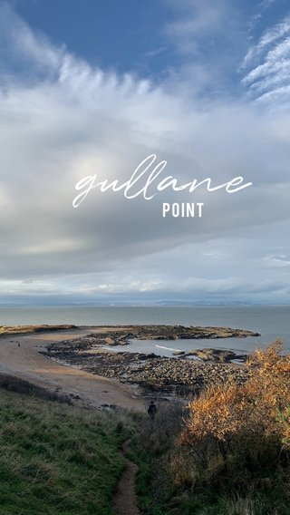 gullane gullane POINT