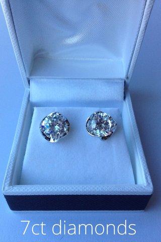 7ct diamonds