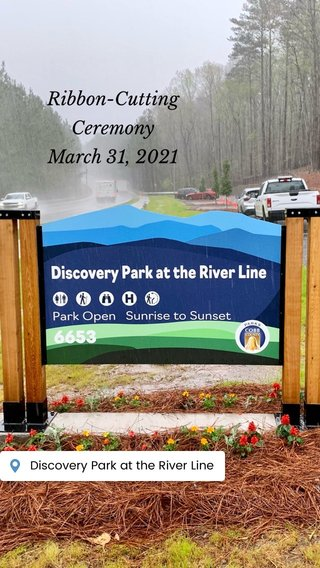 Ribbon-Cutting Ceremony March 31, 2021