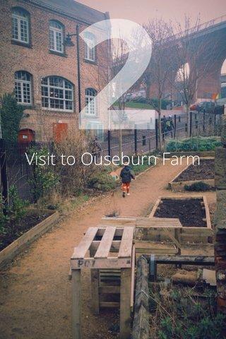 2 Visit to Ouseburn Farm