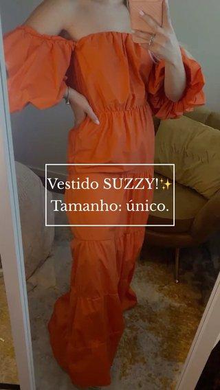 Vestido SUZZY!✨ Tamanho: único.