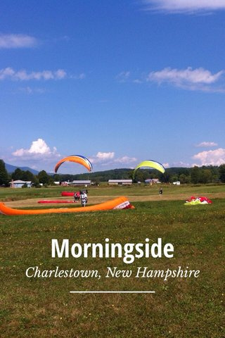 Morningside Charlestown, New Hampshire